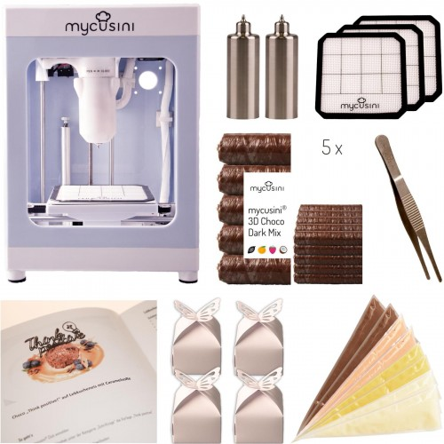 Mycusini 3D Chocolate Printeris