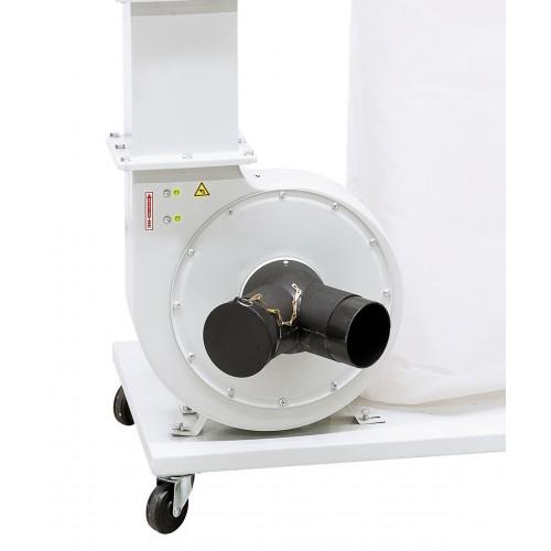 Putekļu un skaidu savācējs ar kārtridža filtru Bernardo DC 450 CF (230V)