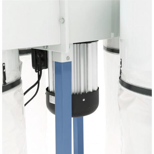 Putekļu un skaidu savācējs ar kārtridža filtru Bernardo DC 850 CF
