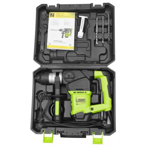 Drill hammer & demolition breaker Zipper ZI-BHA1500D