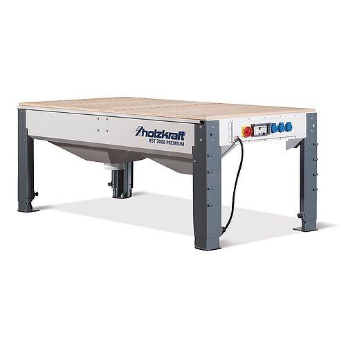 Slīpēšanas galds Holzkraft HST 2000 Premium