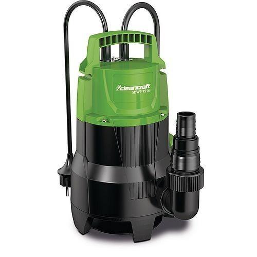 Iegremdējamais tīrā/netīrā ūdens sūknis Cleancraft SDWP 7514