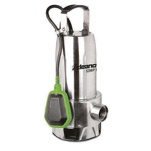 Iegremdējamais netīrā ūdens sūknis Cleancraft SDWP 10020