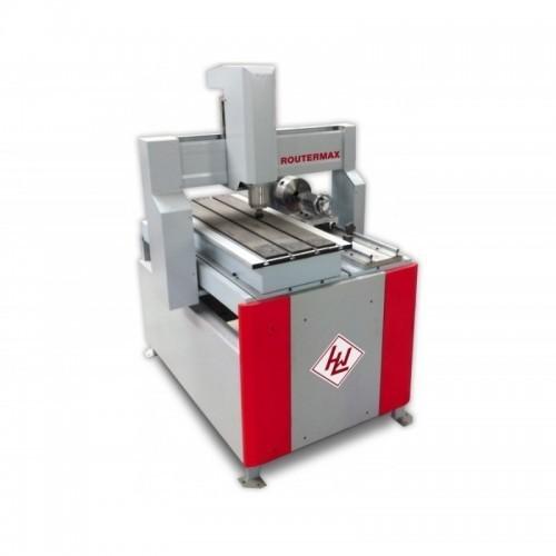 CNC frēzēšanas un gravēšanas iekārta Winter ROUTERMAX MINI 6090 ROTARY