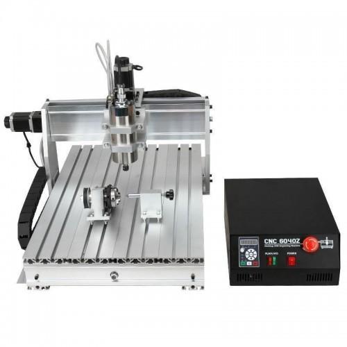 CNC 6040ZS223D gravēšanas un frēzēšanas iekārta