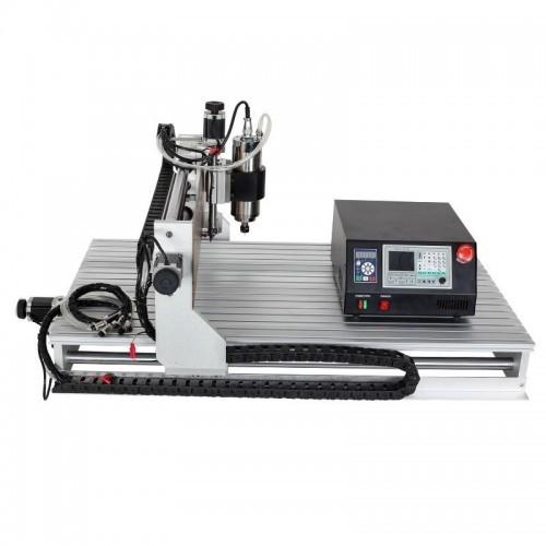 CNC 6090ZS223D gravēšanas un frēzēšanas iekārta