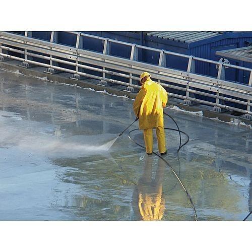 Karstā ūdens augstspiediena mazgātājs Cleancraft HDR-H 54-15 (400V)