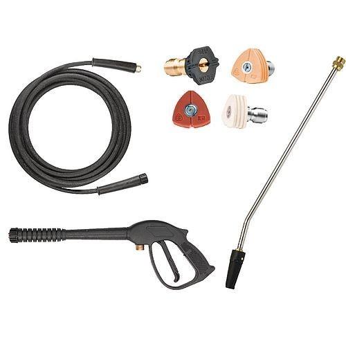 Aukstā ūdens augstspiediena mazgātājs Cleancraft HDR-K 66-20 BL