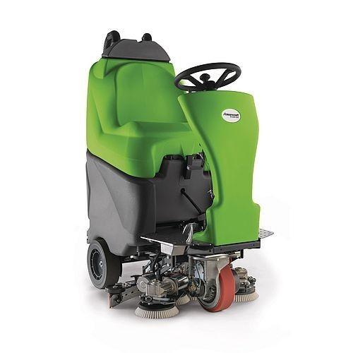 Grīdas mazgāšanas mašīna Cleancraft ASSM 650