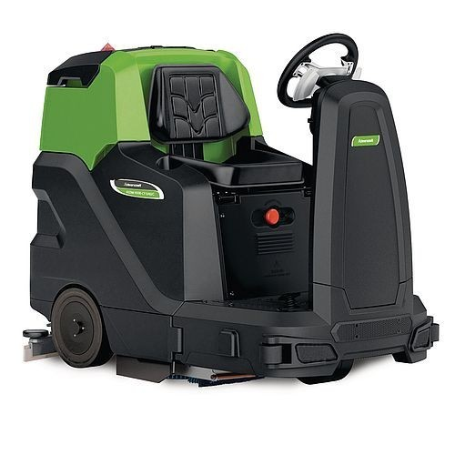 Grīdas mazgāšanas mašīna Cleancraft ASSM 6500 CY BASIC