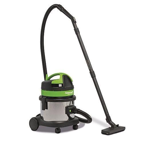 Mitrās un sausās tīrīšanas vakuuma putekļsūcējs Cleancraft wetCAT 118 IU
