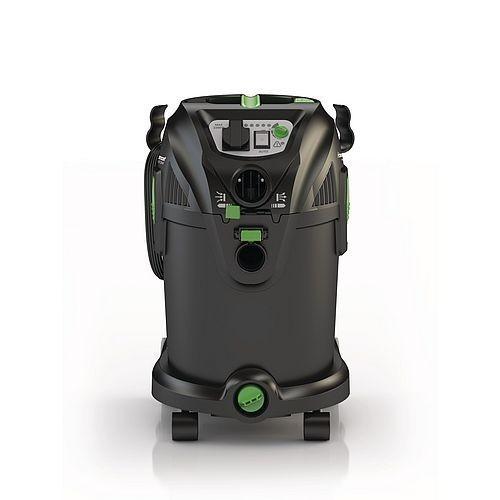 Mitrās un sausās tīrīšanas vakuuma putekļsūcējs Cleancraft wetCAT 130 RH