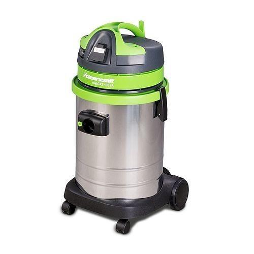 Mitrās un sausās tīrīšanas vakuuma putekļsūcējs Cleancraft wetCAT 133 IR
