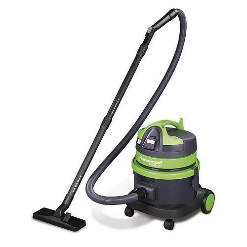Mitrās un sausās tīrīšanas vakuuma putekļsūcējs Cleancraft wetCAT 116 E