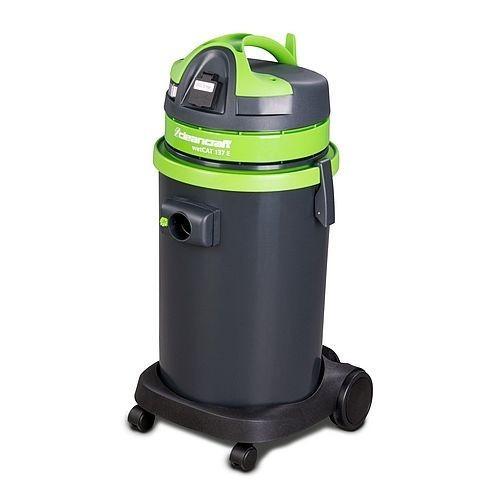 Mitrās un sausās tīrīšanas vakuuma putekļsūcējs Cleancraft wetCAT 137 E