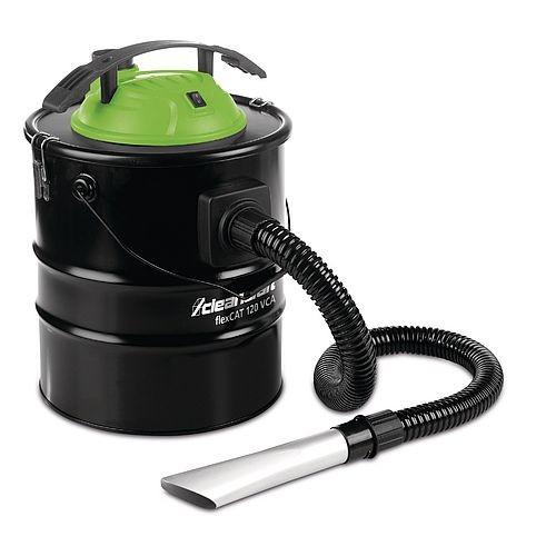 Speciālais vakuuma putekļsūcējs Cleancraft flexCAT 120 VCA