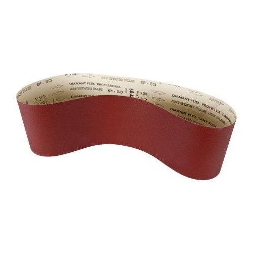 Sanding belt 2000x75xK80 Holzmann