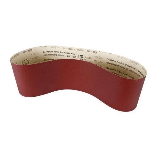 Sanding belt 2000x100xK80 Holzmann