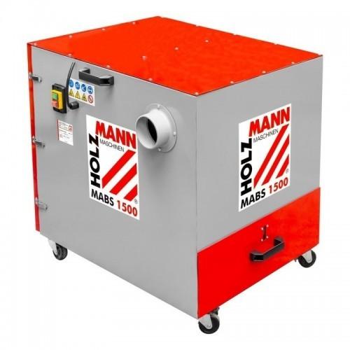 Putekļu nosūcējs Holzmann MABS 1500 (400V)
