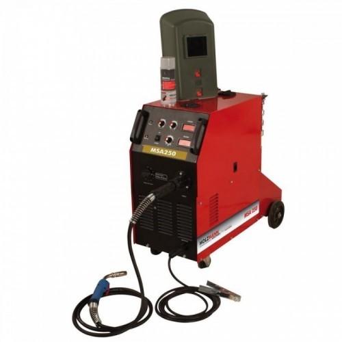 Metināšanas aparāts Holzmann MSA 250 MIG