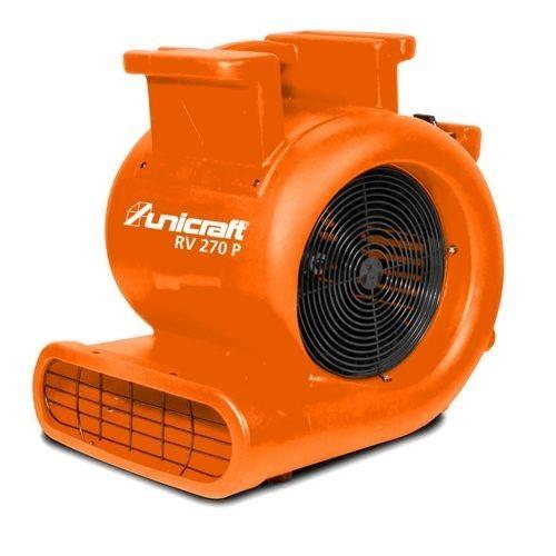 Centrbēdzes ventilators Unicraft RV 270 P