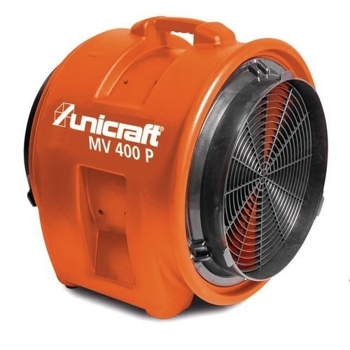 Aksiālais ventilators Unicraft 400 p