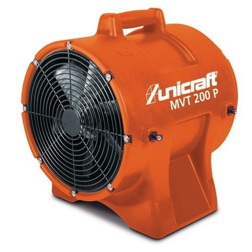 Aksiālais ventilators Unicraft 200 p