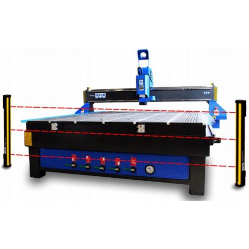 CNC 1325 frēzēšanas un gravēšanas iekārta 3.5kW
