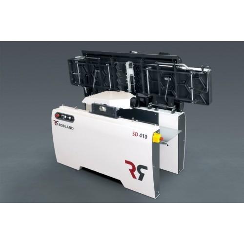 Taisnošanas garenfrēzmašīna/biezumēvele Robland SD 410