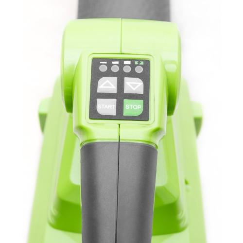 Lapu pūtējs 40V Zipper ZI-LBR40V-AKKU