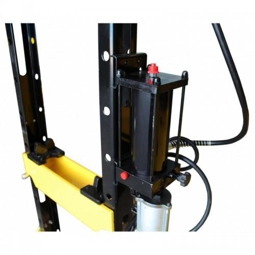 Hidrauliskā prese Viber-System 10t, pneimatika, kustīgais virzulis