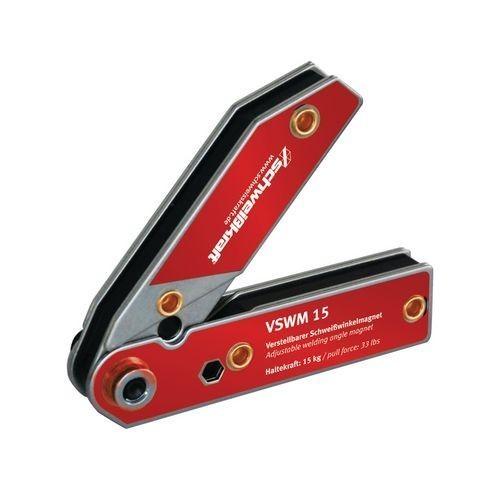 Magnētiskais metināšanas palīgleņķis VSWM 15