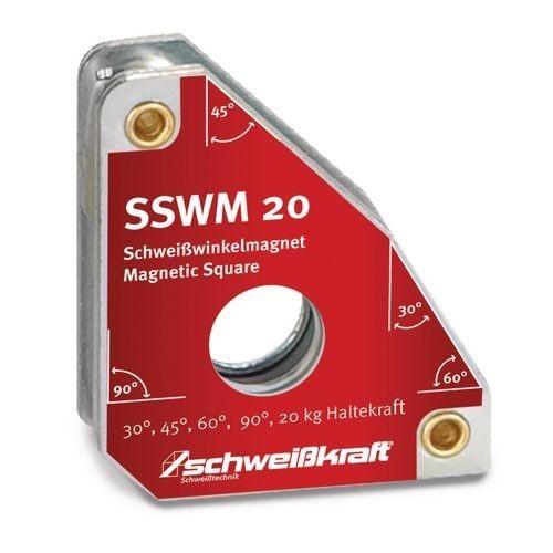 Magnētiskais metināšanas palīgleņķis SSWM 20