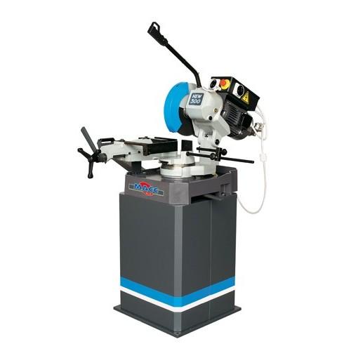 Ripzāģis metālam MACC NEW 300 400V (20/40 rpm)