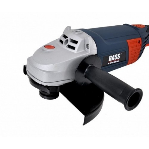 Leņķa slīpmašīna 2600W, 230mm, 6300 apgr./min