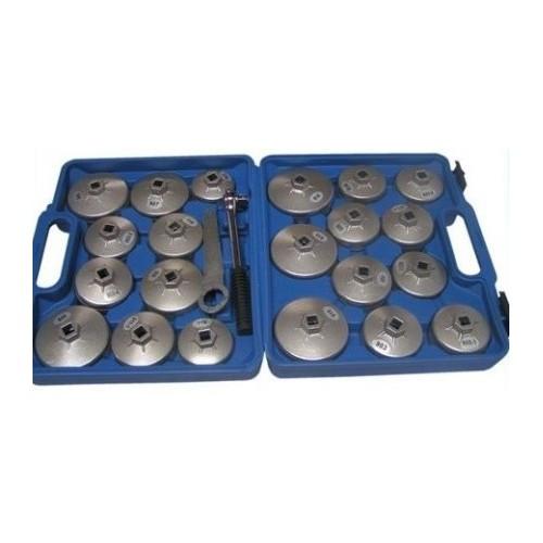 Eļļas filtru atslēgu komplekts (23 gab.)