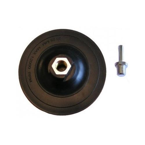 Gumijas disks 125x10mm