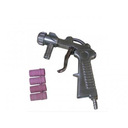 Smilšu strūklas pistole LP-19 + 4 dīzes