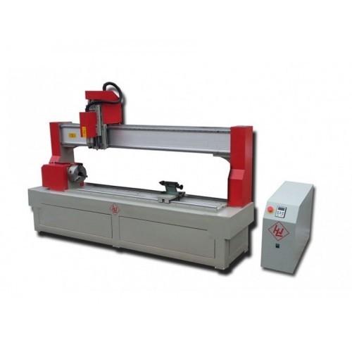 Frēzēšanas un gravēšanas iekārta WINTER CNC ROUTERMAX ROTARY 1200-200