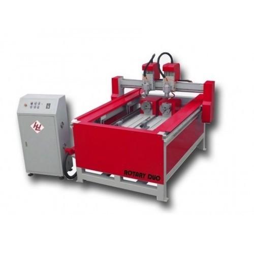 Frēzēšanas un gravēšanas iekārta WINTER CNC ROUTERMAX 1118 ROTARY DUO