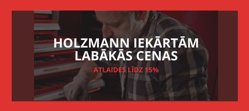 Holzmann līdz -15%